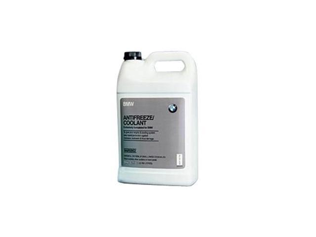 BMW OEM Antifreeze Contains no nitrates or phosphates, reducing harmful deposit formation. 1 gal. bottle.