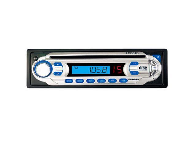 New LEGACY LCD31D 200 Watt Car Audio In Dash AM FM CD Player Stereo Receiver NR
