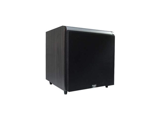 "Acoustic Audio HD-SUB15-BLACK Powered 15"" Subwoofer Surround Home Black 1000W Sub"
