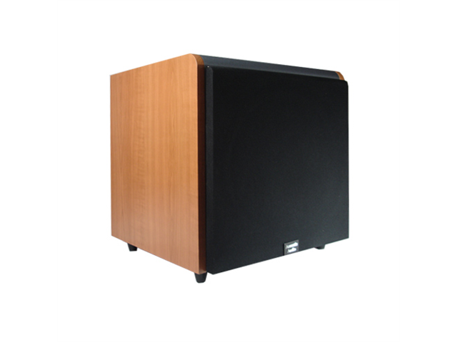 Acoustic Audio HD-SUB12-CHERRY Home Theater Powered 12