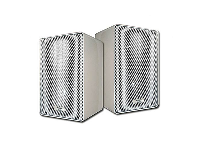 New Acoustic Audio 251W 400 Watt Pair Outdoor Speakers