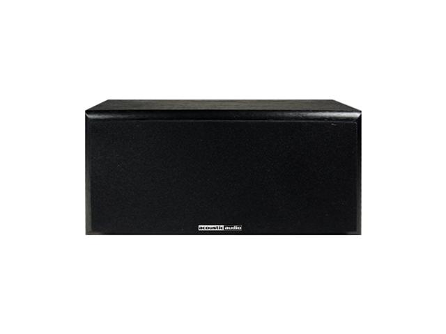 Acoustic Audio RW-C3 Center Channel Speaker 100 Watt 2-Way Home Theater Audio