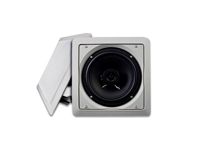 Acoustic Audio LC265i In-Wall/Ceiling Speaker Pair 500W Theater Surround Sound New LC265i-Pr