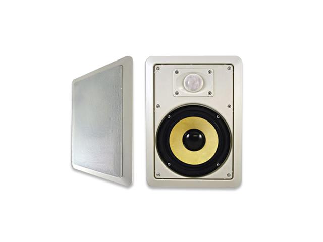 Acoustic Audio HD650 600 Watt Pair In-Wall/Ceiling Home Audio/Theater Speakers