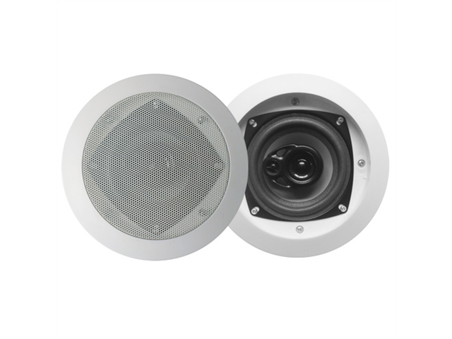 Acoustic Audio CS-IC43 In Ceiling Speaker Pair 3 Way Home Theater 400 Watt CS-IC43-PR
