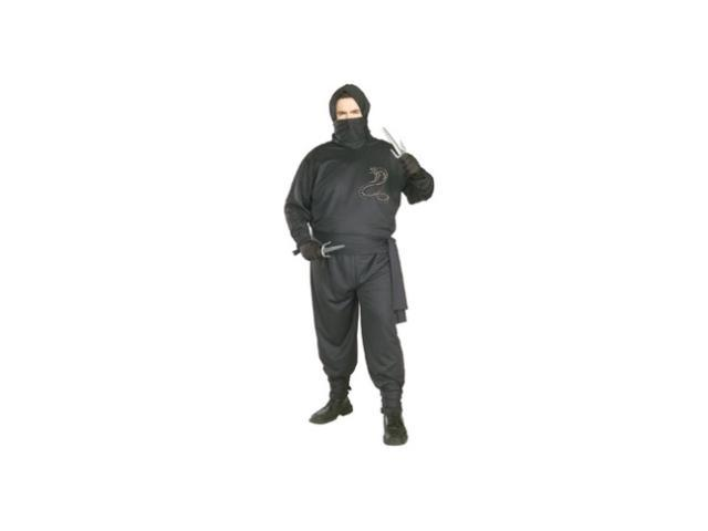 Plus Size Ninja Costume