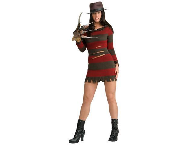 Adult Sexy Mrs. Krueger Costume Rubies 888636