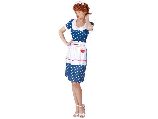 Sassy Lucy Women's I Love Lucy Costume