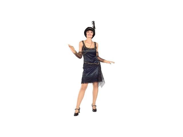 Adult Speak Easy Flapper Costume Rubies 16550