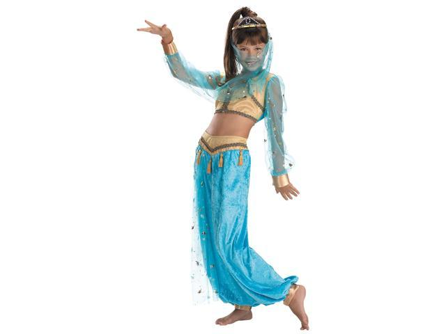 Child Mystical Genie Costume Disguise 217