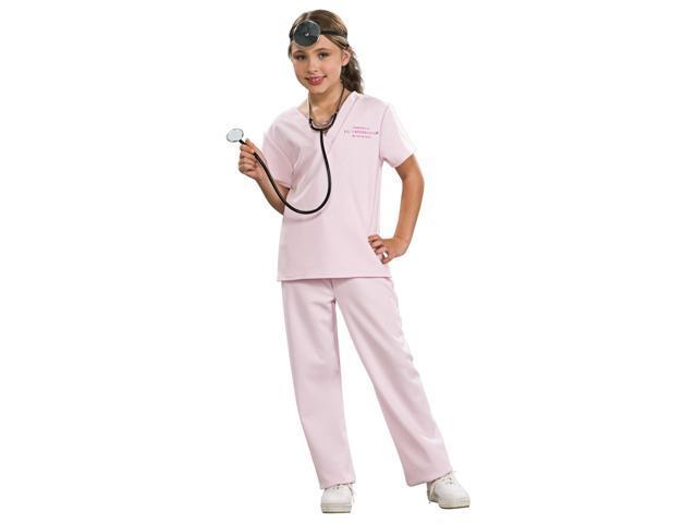 Pink Vet Costume Rubies 881145