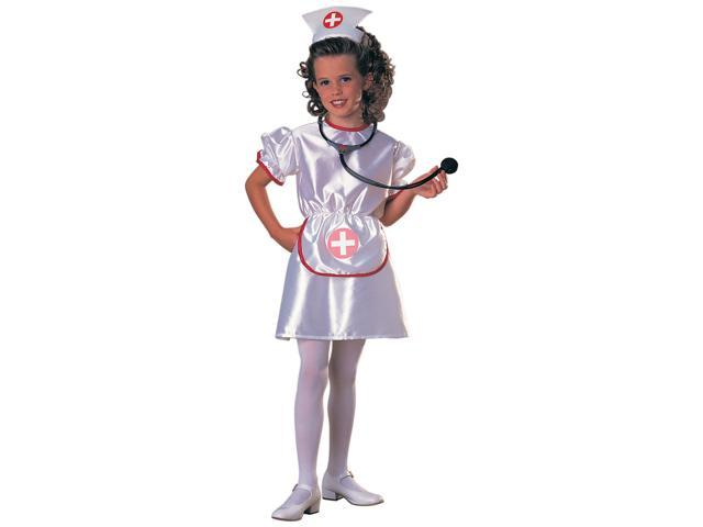 Child Girl's Nurse Costume Rubies 881925