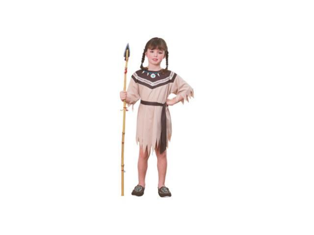 Child Girl Native American Princess Costume Rubies 881929