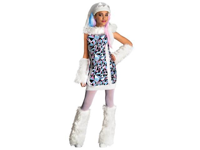 Monster High Abbey Bominable Child Costume - Small (4-6)