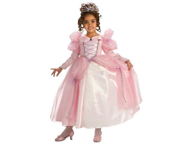 Child Pink Stardust Princess Costume Rubies 884715