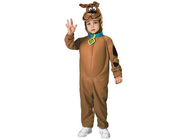 Scooby Doo Toddler Costume 2T-4T