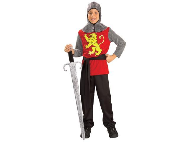 Child Medieval Knight Costume Rubies 881096