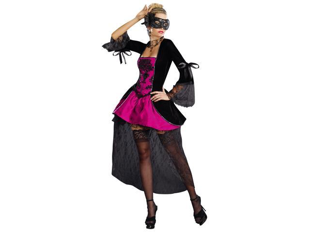 Sexy Venetian Masquerade Costume