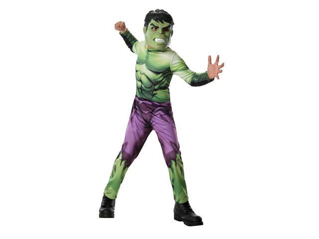 Child Classic The Hulk Costume