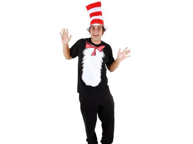 Adult Cat in the Hat T-Shirt Kit