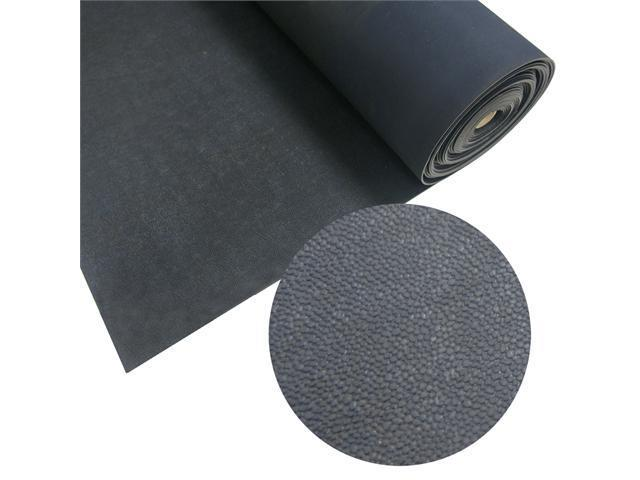 Tuff-n-Lastic Rubber Flooring Runners, 3mm x 4ft Wide Rolls