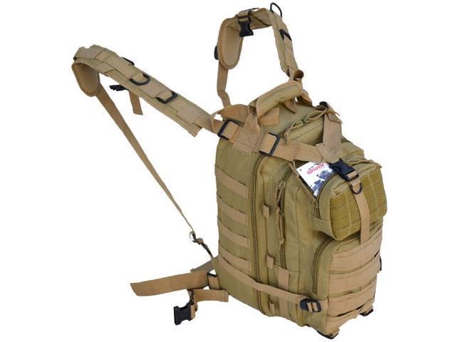 Every Day Carry B3-TAN Explorer Bag Backpack - Tan