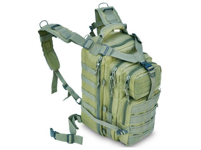 Every Day Carry Explorer Bag Backpack Olive Drab OD Green