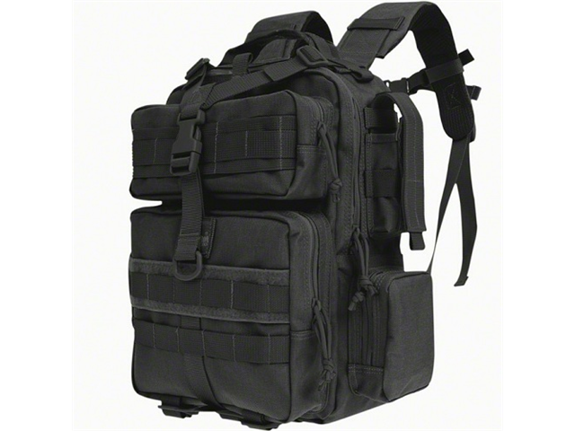 Maxpedition Typhoon Backpack Black 0529B