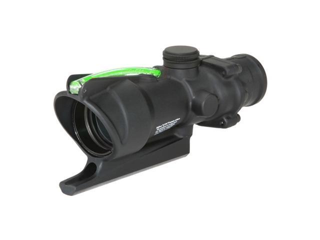 Trijicon 4x32 ACOG Dual Illum Green Doughnut Rifle Scope - TA31-G
