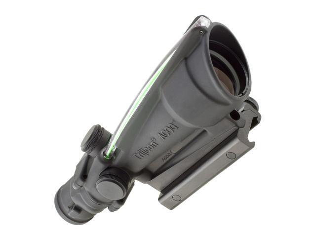 Trijicon ACOG 3.5x35 Tactical Riflescope Dual Illum .223 Green Horseshoe TA11H-G