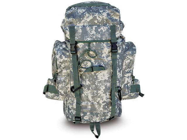 Every Day Carry Heavy Duty Mountaineer Hiking Backpack - XL