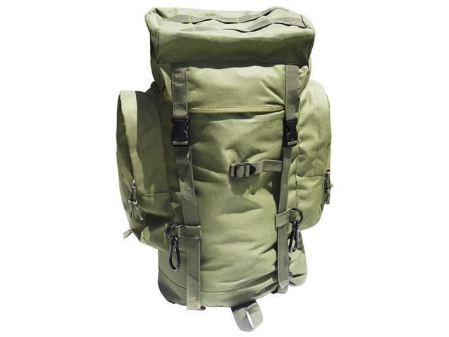Every Day Carry Heavy Duty Day Pack Backpack For Mountaineer Hiking - XL
