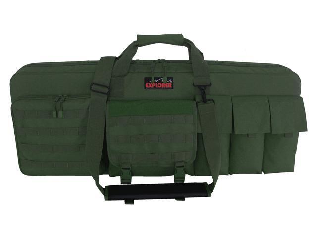 "Every Day Carry R42 42"" Olive Drab 3 Gun Soft Rifle Case w/Detachable Mat"