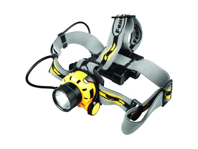 Fenix HP11 Cree XP-G R5 LED Headlamp 277 Lumens Waterproof Flashlight- Yellow