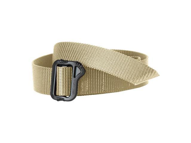 "Spec-Ops Better BDU Belt - Tan - Extra Large - 1.5"" Wide - 100150806"