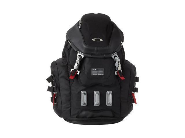"""Oakley 92060A """"Kitchen Sink"""" Tactical Heavy Duty Multi Purpose Backpack - Black"""