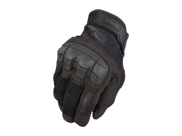 Mechanix Wear M-Pact 3 Duty Ultra Knuckle Protection Gloves - Small - Black