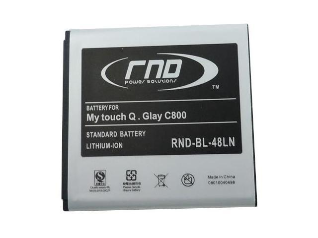 RND Li-Ion Battery (BL-48LN) for T-Mobile myTouch Q and LG Gray C800 Smartphones