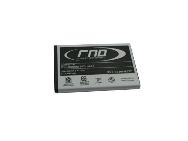 RND Li-Ion Battery (EB504465YZ  EB504465YZBSTD) for Samsung 4G LTE Mobile Hotspot (SCH-LC11)  Continuum (SCH-I400)  Droid ...