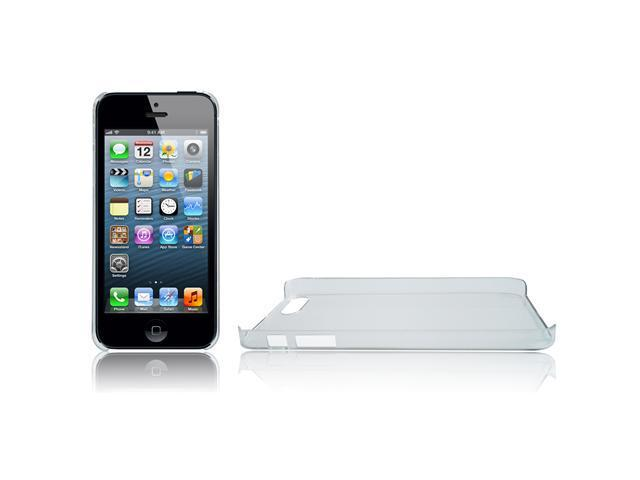 RND Slim-fit Protective Case for Apple iPhone 5  5S (Transparent Clear)