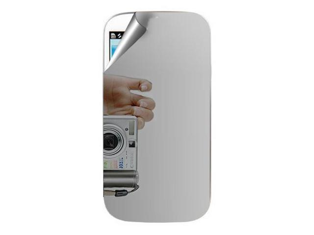 RND 3 Screen Protectors for Samsung Galaxy S III (Mirror Finish) with lint cleaning cloths