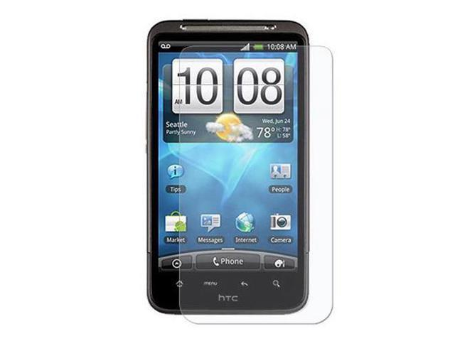 RND 3 Screen Protectors for HTC Inspire 4G (Anti-Fingerprint/Anti-Glare - Matte Finish) with lint cleaning cloths