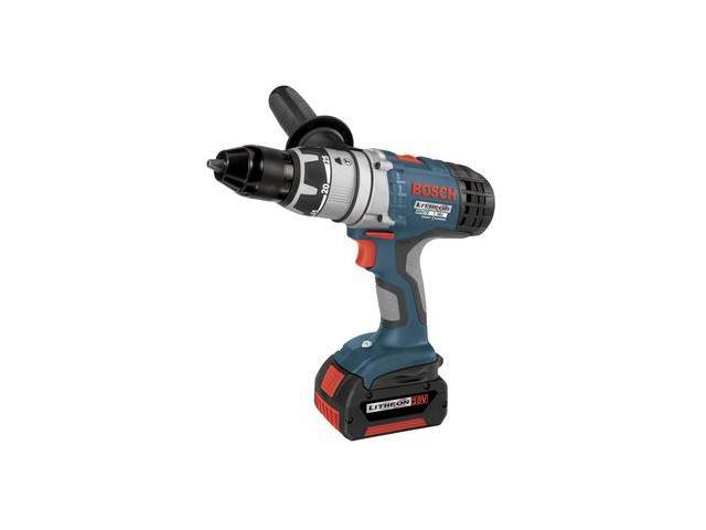 Factory-Reconditioned 17618-01-RT 18V Cordless Lithium-Ion BruteTough Hammer Drill Driver