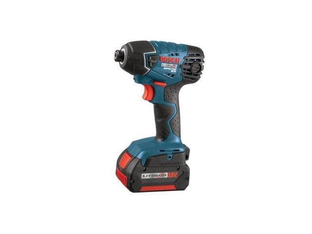Factory-Reconditioned 25618-01-RT 18V Cordless Lithium-Ion 1/4 in. Impact Driver w/ FatPack Batteries