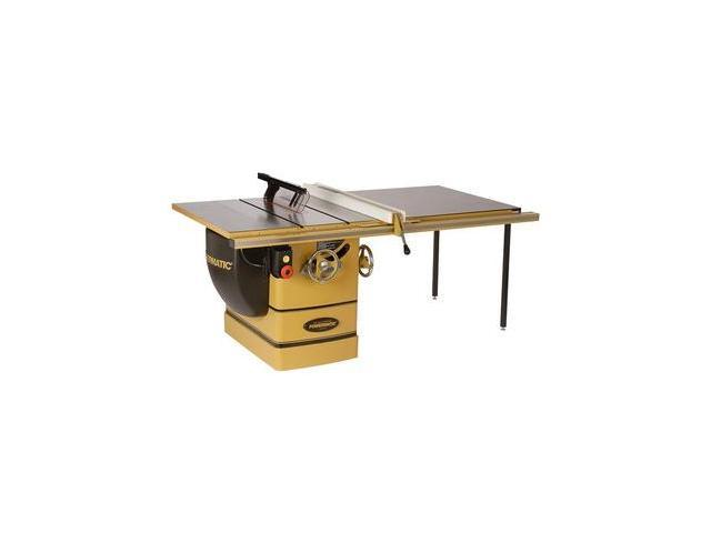 1720305K 7-1/2 HP 14 in. Three Phase Left Tilt Table Saw with 50 in. Accu-Fence and Riving Knife