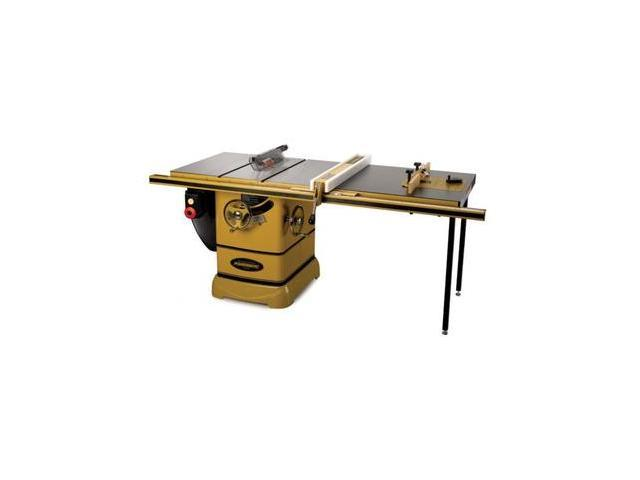 1792006K 5 HP 10 in. Three Phase Left Tilt Table Saw with 50 in. Accu-Fence, Rout-R-Lift and Riving Knife