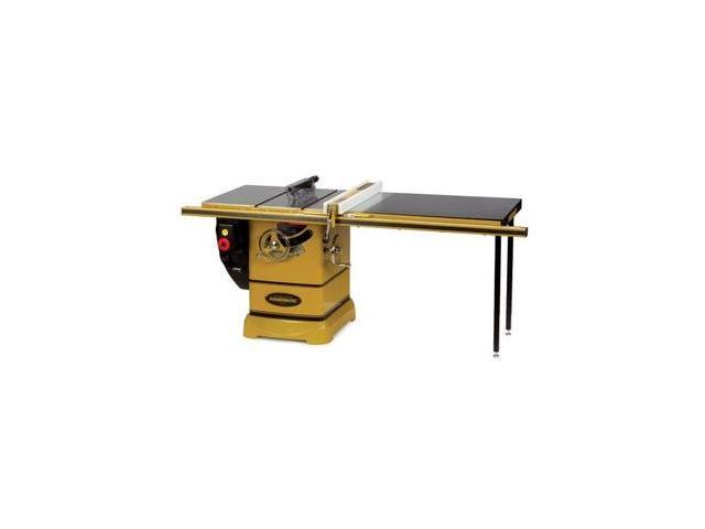 1792010K 5 HP 10 in. Single Phase Left Tilt Table Saw with 50 in. Accu-Fence and Riving Knife