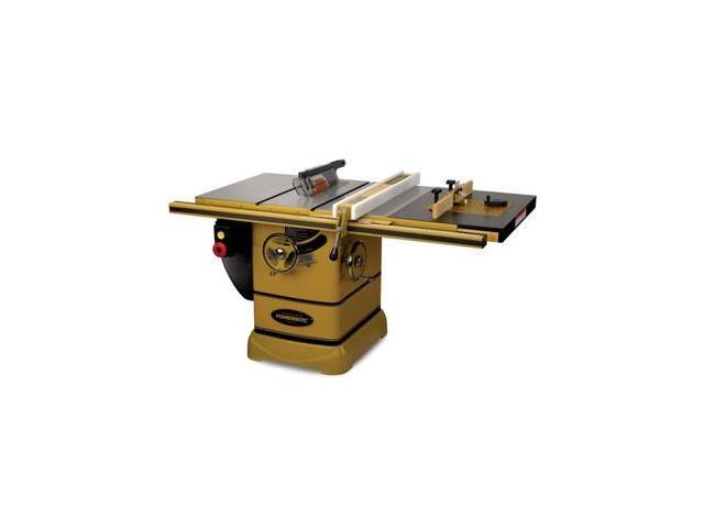1792013K 5 HP 10 in. Single Phase Left Tilt Table Saw with 30 in. Accu-Fence, Rout-R-Lift and Riving Knife