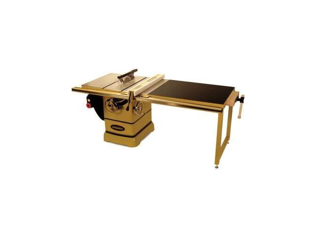 1792016K 3 HP 10 in. Single Phase Left Tilt Table Saw with 50 in. Accu-FenceWorkbench and Riving Knife