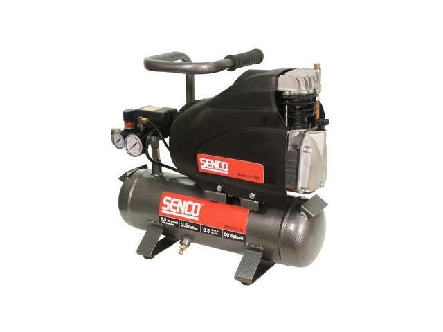 PC1130 1.5 HP 2.5 Gallon Oil-Lube Hand-Carry Air Compressor